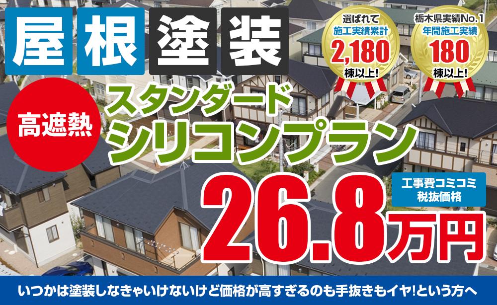 スタンダードシリコン塗装塗装 26.8万円