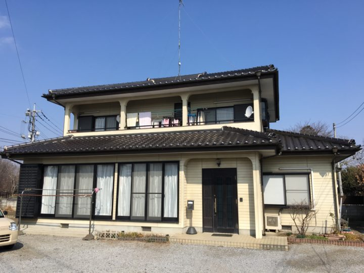 栃木県下野市U様邸