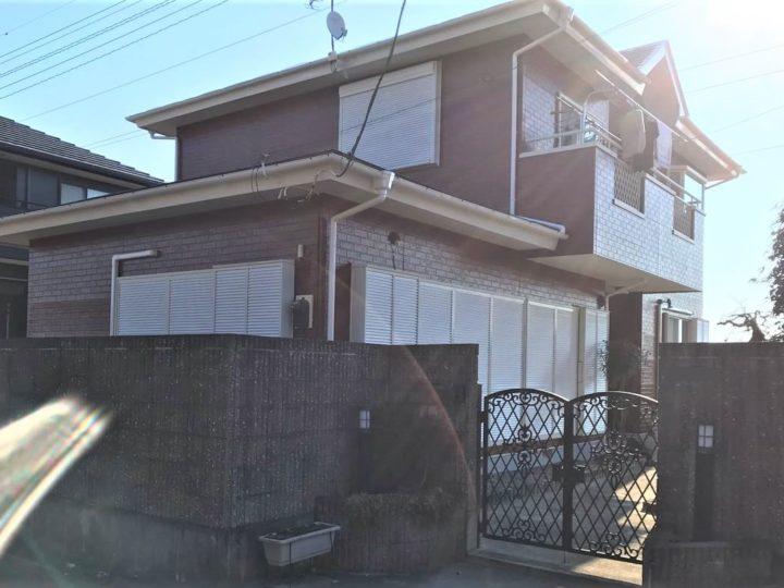 栃木県大田原市 H様邸 屋根外壁塗装工事