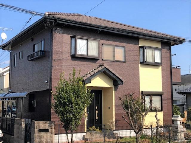 栃木県さくら市 O様邸 外壁塗装工事