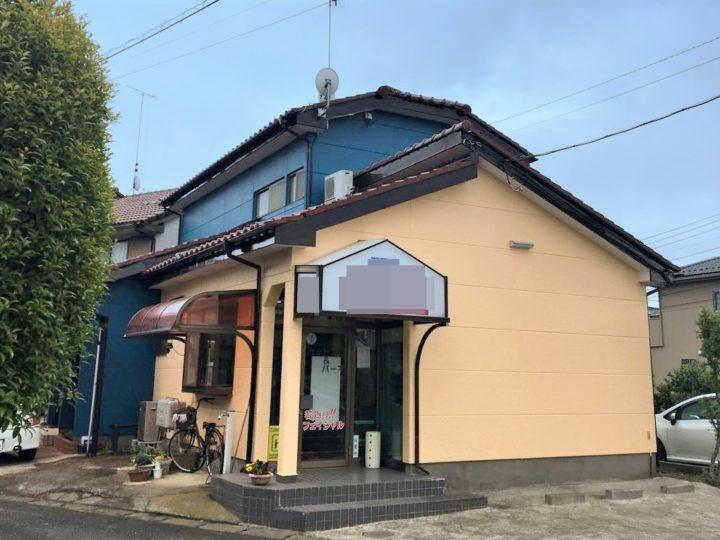 栃木県小山市 M様邸 外壁塗装工事