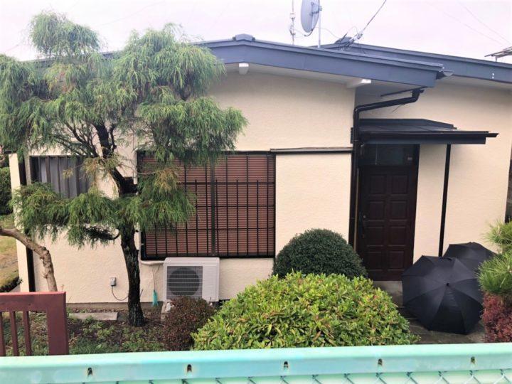 栃木県宇都宮市 O様邸 外壁塗装工事