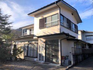 栃木県日光市 M様邸 屋根外壁塗装工事