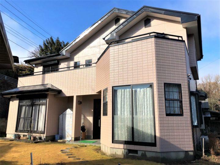 栃木県芳賀郡 W様邸 屋根外壁塗装工事