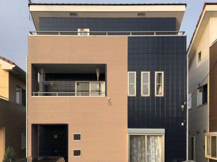 栃木県宇都宮市 M様邸 外壁塗装・シーリング工事