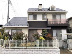 栃木県塩谷郡 U様邸 屋根塗装・外壁カバー工事