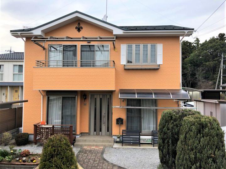 栃木県真岡市 T様邸 屋根カバー・外壁塗装工事