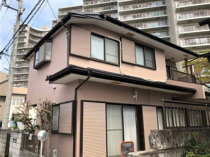 栃木県宇都宮市 K様邸 屋根カバー・外壁塗装工事