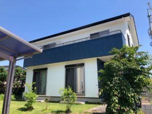 栃木県宇都宮市 K様邸 屋根外壁塗装