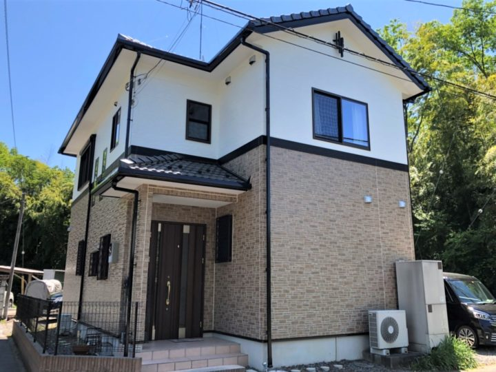 栃木県宇都宮市 N様邸 シーリング・外壁塗装