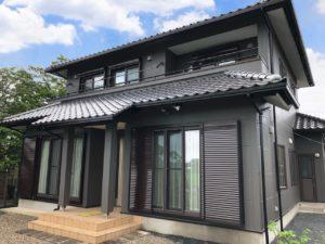 栃木県栃木市 N様邸 外壁塗装工事