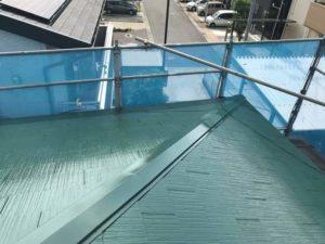 栃木県宇都宮市 Y様邸 屋根塗装・板金貫板交換工事