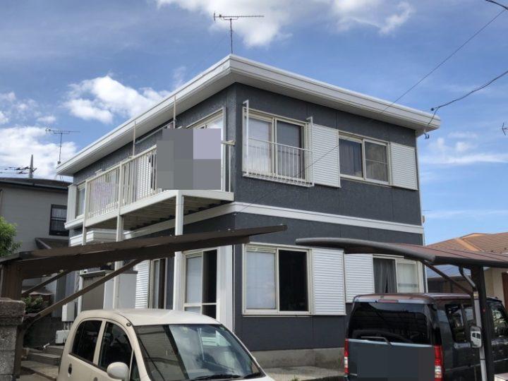栃木県下都賀郡 K様邸 屋根外壁塗装工事