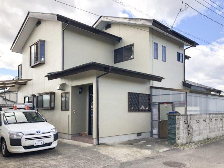 栃木県那須塩原市 W様邸 屋根外壁塗装工事