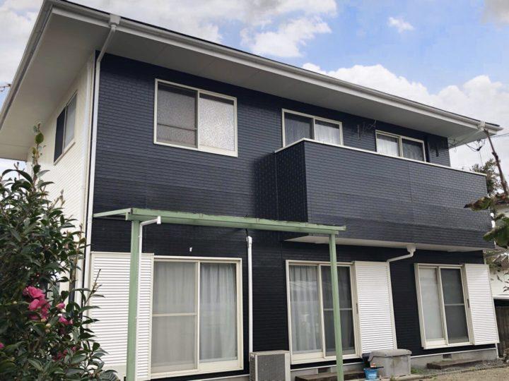 栃木県大田原市 M様邸 外壁塗装工事
