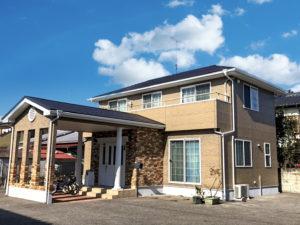 栃木県宇都宮市 K様邸 屋根塗装・外壁塗装