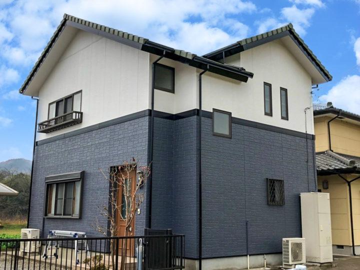 栃木県栃木市 T様邸 外壁塗装工事