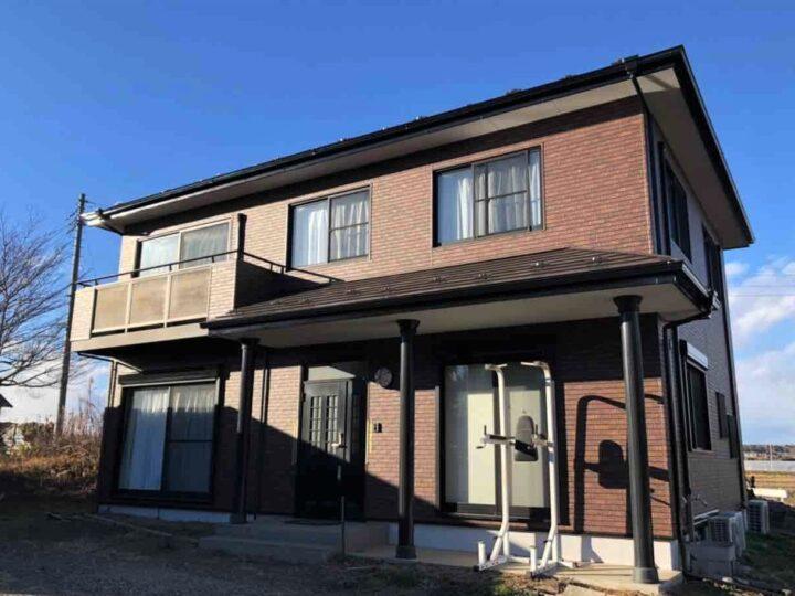 栃木県下都賀郡 N様邸 外壁サイディングカバー工事・屋根塗装