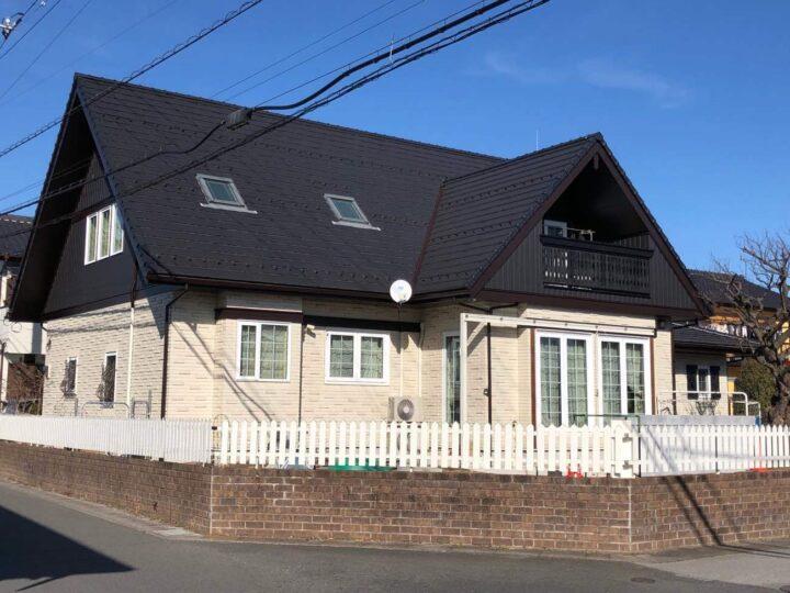 栃木県鹿沼市 F様邸 外壁塗装工事