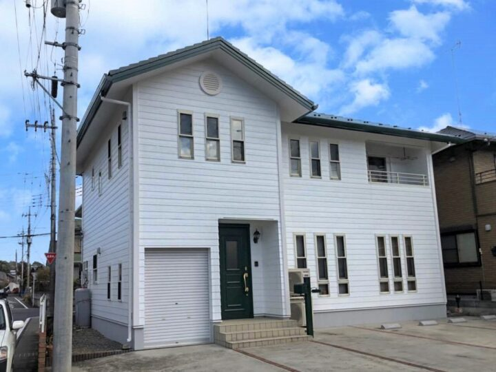 栃木県下都賀郡 K様邸 屋根塗装・外壁塗装工事
