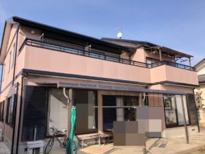 栃木県矢板市 S様邸 屋根塗装・外壁塗装工事