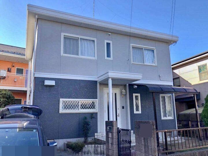 栃木県宇都宮市 T様邸 屋根塗装・外壁塗装