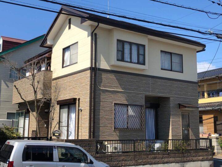 栃木県宇都宮市 T様邸 屋根カバー工法・外壁カバー工事