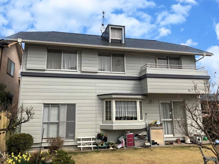 栃木県宇都宮市 H様邸 屋根塗装・外壁塗装
