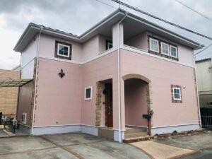 栃木県河内郡 Y様邸 屋根塗装・外壁塗装
