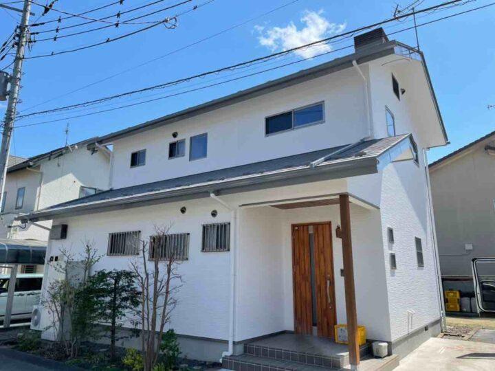 栃木県芳賀郡 I様邸 屋根塗装・外壁塗装工事