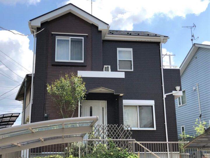 栃木県宇都宮市 N様邸 屋根塗装・外壁塗装