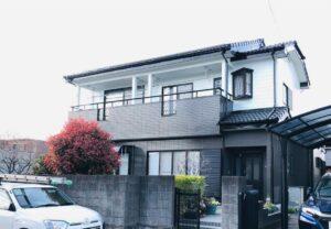 栃木県宇都宮市 F様邸 屋根塗装・外壁塗装