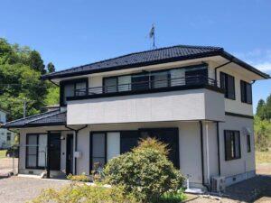 栃木県那須塩原市 N様邸 屋根塗装・外壁塗装工事