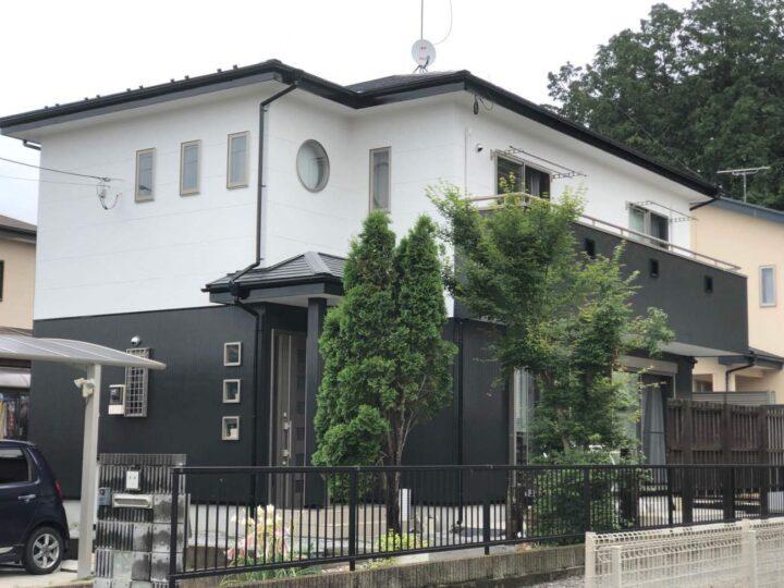 栃木県下野市 G様邸 屋根塗装・外壁塗装工事