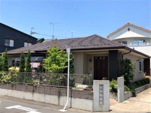 栃木県宇都宮市 M様邸 外壁塗装工事