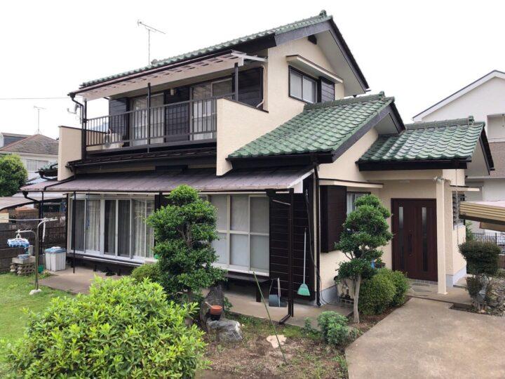 栃木県宇都宮市 T様邸 屋根塗装・外壁塗装工事