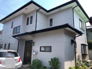 栃木県宇都宮市 N様邸 屋根塗装・塗装工事