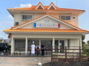 栃木県宇都宮市 オパーリン様 屋根塗装・外壁塗装