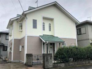 栃木県日光市 E様邸 屋根塗装・外壁塗装工事