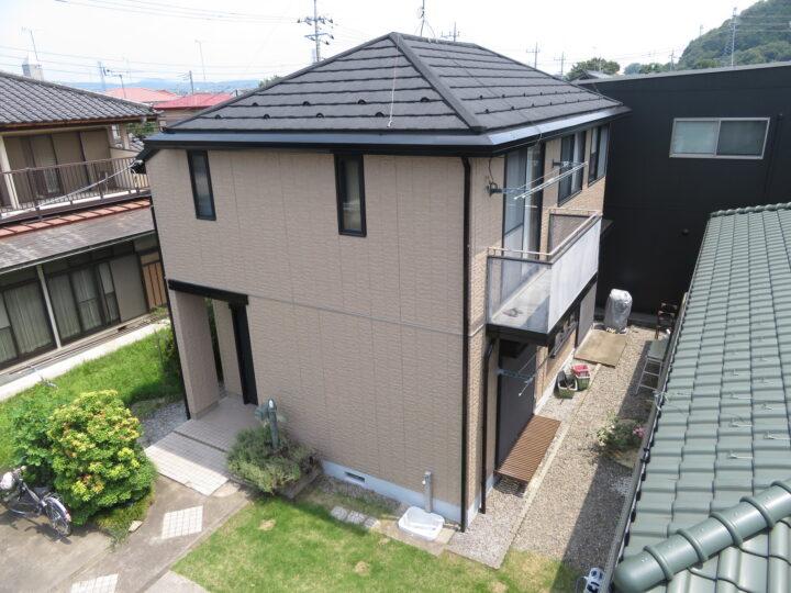 栃木県鹿沼市 M様邸 外壁塗装工事